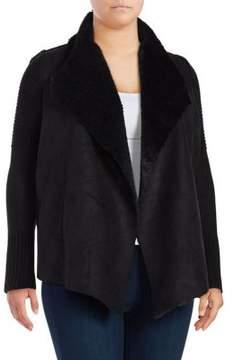 Context Plus Faux Fur Winter Jacket