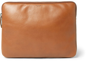 Shinola Full-Grain Leather Portfolio
