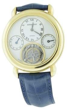 Audemars Piguet Classique 18K Yellow Gold & Leather 40mm Watch