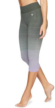 Colosseum Women's Quadrant Capri Leggings