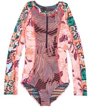 Maaji Playa Chiquita Reversible One-Piece Swimsuit