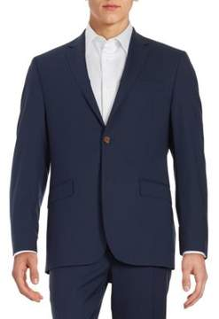 Lauren Ralph Lauren Two-Button Wool Jacket