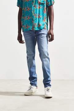 Dr. Denim Clark Mid Blue Slim Jean