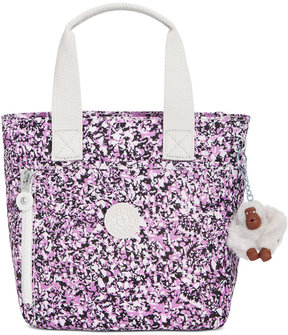 Kipling Alexios Small Tote - OCEANO BREEZE PURPLE - STYLE