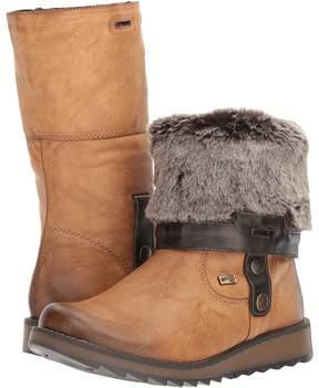 Rieker D8874 Shanice 74 Women's Pull-on Boots