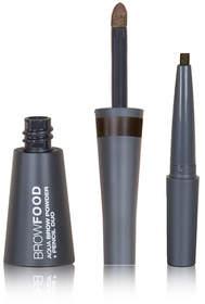 LashFood Aqua Brow Powder + Pencil Duo - Taupe