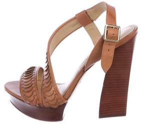 Rachel Zoe Eryn Leather Sandals