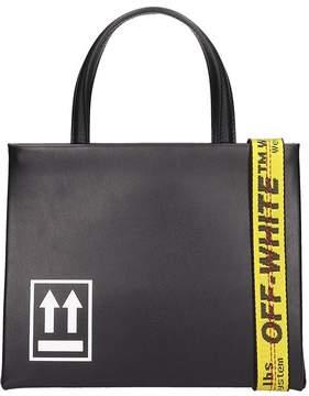 Off-White Off White Mini Leather Box Bag