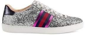 Gucci Ace Glitter Sneakers