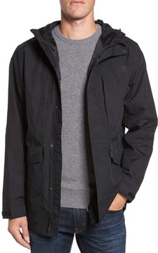 The North Face Men's El Misti Trench Ii Hooded Jacket