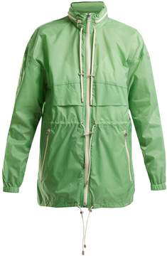 Etoile Isabel Marant Cranden shell hooded jacket