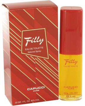 Filly Capucci by Capucci Eau De Toilette Spray for Women (1 oz)