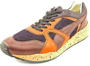 Puma Trinomic XS500 X Mlltaly Men US 9 Brown Sneakers