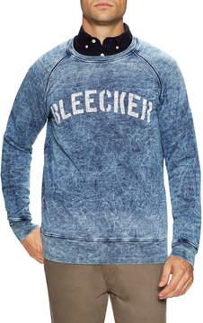 Jachs Men's Bleeker Acid Wash Crewneck Sweatshirt