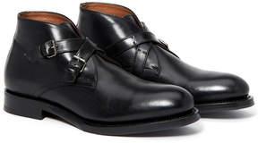 Aquatalia Vaughn Waterproof Leather Chukka Boot