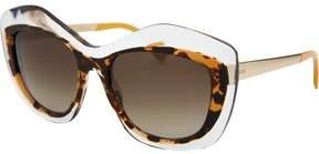 Fendi Womens Fashion Sunglasses - 54mm