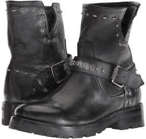Frye Natalie Lug Rebel Engineer Women's Pull-on Boots