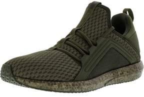 Puma Men's Mega Nrgy Forest Night / Black Ankle-High Running Shoe - 9.5M