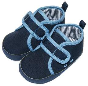 Osh Kosh Baby Boy Chambray Crib Shoes
