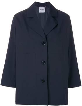 Aspesi boxy buttoned coat