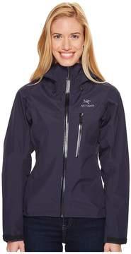 Arc'teryx Alpha SL Jacket Women's Coat