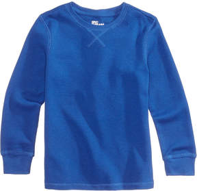Epic Threads Solid Thermal Shirt, Toddler Boys (2T-5T), Created for Macy's