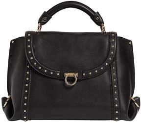 Salvatore Ferragamo Medium Soft Sophia Top Handle Bag