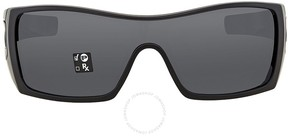 Oakley Batwolf Black Iridium Polarized Men's Sunglasses