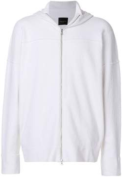 Roberto Collina relaxed fit hoodie