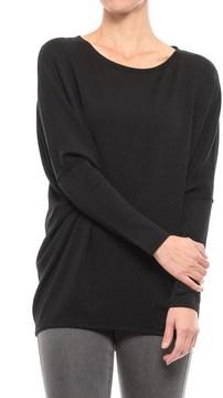 Chelsea & Theodore Dolman-Sleeve Sweatshirt (For Women)