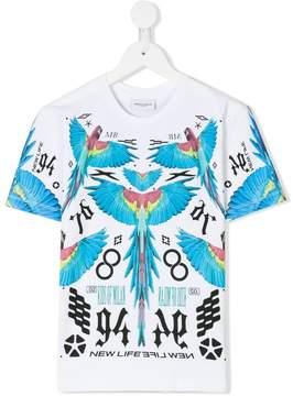 Marcelo Burlon County of Milan Kids Wings T-shirt