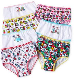 Hello Kitty 7-pk. Brief Panties - Girls 2t-6