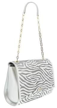 Roberto Cavalli Medium Shoulder Bag Audrey Silver Shoulder Bag