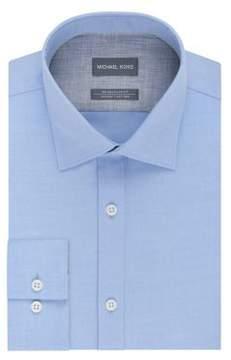 MICHAEL Michael Kors Regular Fit Airsoft Cotton Dress Shirt