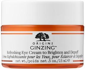 Origins GinZingTM Refreshing Eye Cream to Brighten and Depuff