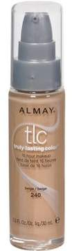 Almay TLC Truly Lasting Color 16 Hour Makeup, SPF 15 Beige