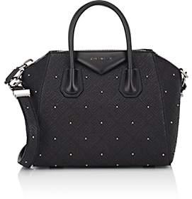 Givenchy Women's Antigona Small Leather Duffel Bag-Black