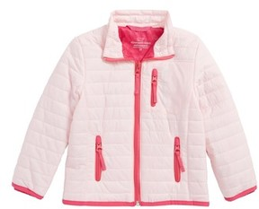Vineyard Vines Toddler Girl's Mountain Weekend Quilted Jacket