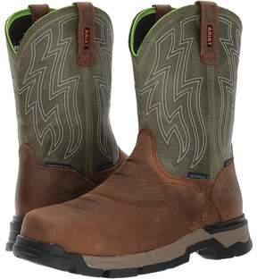 Ariat Rebar Flex Western H2O Composite Toe Cowboy Boots