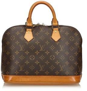 Louis Vuitton Pre-owned: Monogram Alma Pm.