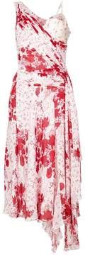 Ermanno Scervino printed midi dress