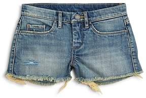 Blank NYC BLANKNYC Girls' Cut Off Denim Shorts - Big Kid