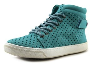 Blowfish Packy-k Youth Canvas Blue Fashion Sneakers.