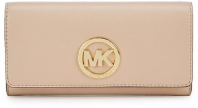 MICHAEL Michael Kors Fulton Carryall Wallet - OYSTER - STYLE