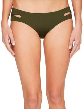 Becca by Rebecca Virtue Color Code Hipster Pant Bottoms Women's Swimwear