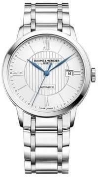 Baume & Mercier Classima 10215 Stainless Steel Bracelet Watch