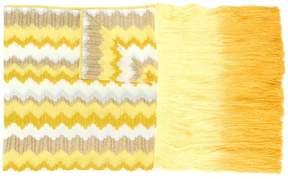 Missoni fringed detail scarf