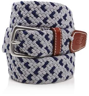 Vineyard Vines Braided Bungee Belt