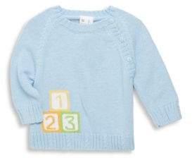 Florence Eiseman Baby's Printed Cotton Sweatshirt