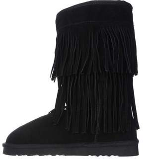 American Rag Womens Senecah Suede Round Toe Ankle Cold Weather Boots.